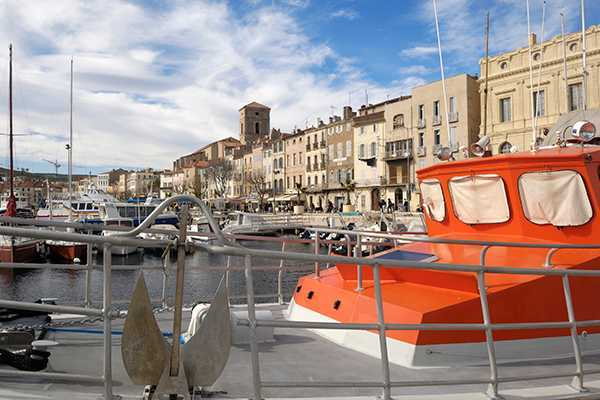 Port-of-La-Ciotat,-France-French-Ribiera