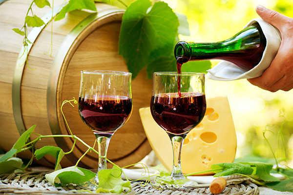 wine - vineyards near Cassis